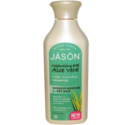 Jason Natural Cosmetics Moisturizing 84- Aloe Vera Pure Natural Shampoo