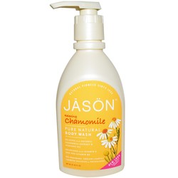 Jason Natural Cosmetics Relaxing Chamomile Pure Natural Body Wash