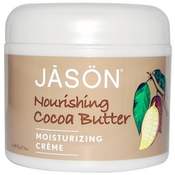 Jason Natural Cosmetics Nourishing Cocoa Butter Moisturizing Creme