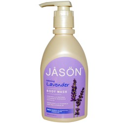 Jason Natural Cosmetics Calming Lavender Pure Natural Body Wash
