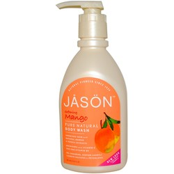 Jason Natural Cosmetics Softening Mango Pure Natural Body Wash