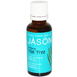 Jason Natural Cosmetics Purifying Tea Tree Oil Pure Natural Skin Oil