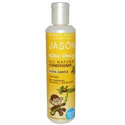 Jason Natural Cosmetics Kids Only! All Natural Conditioner