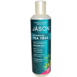 Jason Natural Cosmetics Normalizing Tea Tree Treatment Shampoo