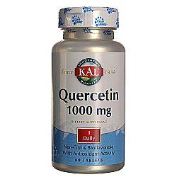 Kal Quercetin - 1000 mg - 60 Tablets