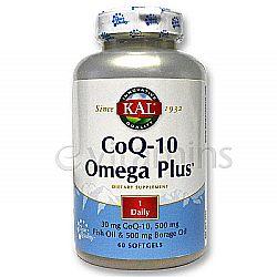 Kal CoQ10 Omega Plus