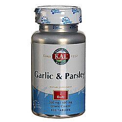 Kal Garlic  Parsley