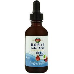 Kal B-6 B-12 Folic Acid DropIns