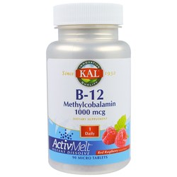 Kal B-12 Methylcobalamin