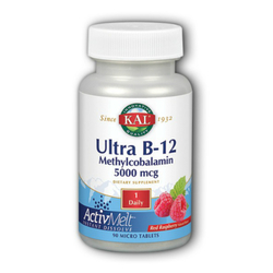 Kal Ultra B-12 Methylcobalamin