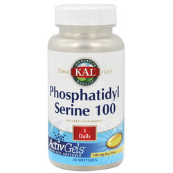 Kal Phosphatidyl Serine 100
