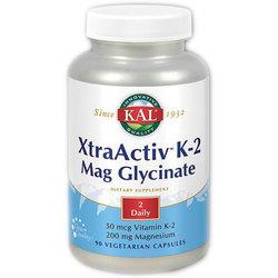 Kal XtraActiv K-2 Mag Glycinate