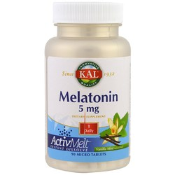 Kal Melatonin Triple Source