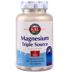 Kal Magnesium Triple Source
