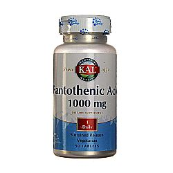 Kal Pantothenic Acid