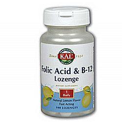 Kal Folic Acid  B-12
