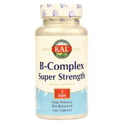 Kal B-Complex Super Strength