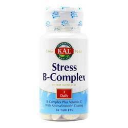 Kal Stress B-Complex plus Vitamin C