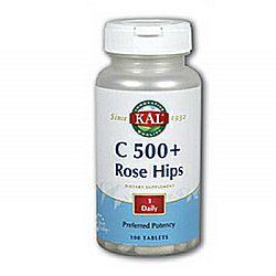 Kal C 500+ Rose Hips
