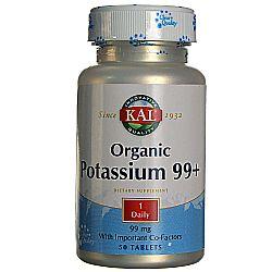 Kal Organic Potassium 99+