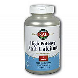 Kal High Potency Soft Calciuum