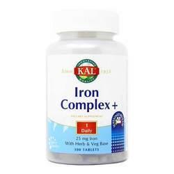 Kal Iron Complex+