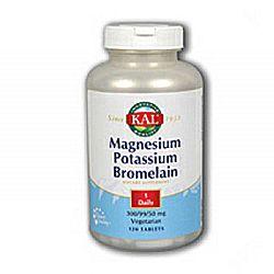 Kal Magnesium Potassium Bromelain