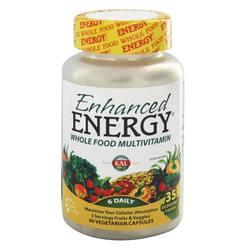 Kal Enhanced Energy Whole Food Multivitamin
