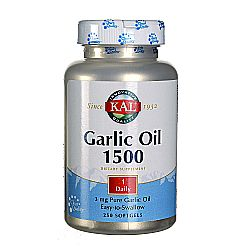 Kal Garlic Oil 1500