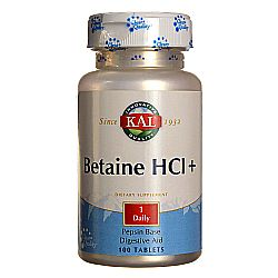 Kal Betaine HCl+