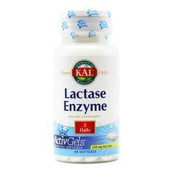 Kal Lactase Enzyme ActivGels