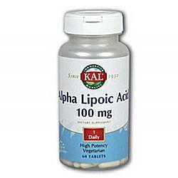 Kal Alpha Lipoic Acid