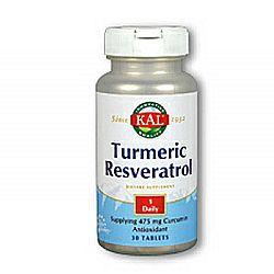 Kal Turmeric Resveratrol