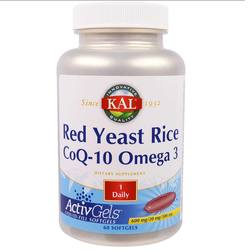 Kal Red Yeast Rice CoQ10