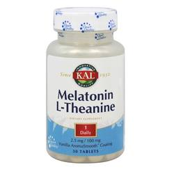 Kal Melatonin L-Theanine