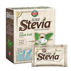 Kal Pure Stevia Plus Monk Fruit