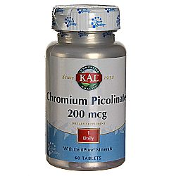 Kal Chromium Picolinate