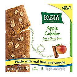 Kashi Soft n' Chewy Bars