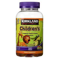 Kirkland Signature Children's Complete Multivitamin Gummies