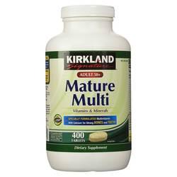 Kirkland Signature Mature Multi