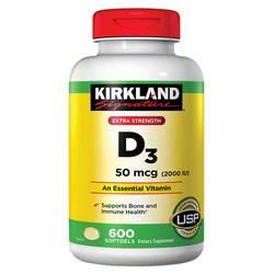 Kirkland Signature Vitamin D3