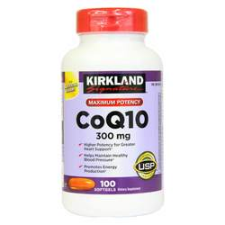 Kirkland Signature CoQ10
