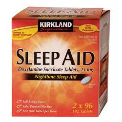 Kirkland Signature Sleep Aid