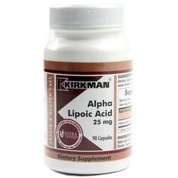 Kirkman Labs Alpha Lipoic Acid