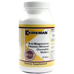 Kirkman Labs B-6 Magnesium Vitamin and Mineral