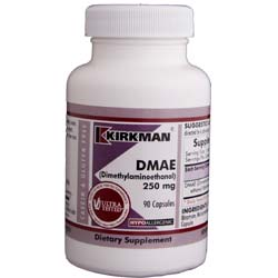 Kirkman Labs DMAE (Dimethylaminoethanol)