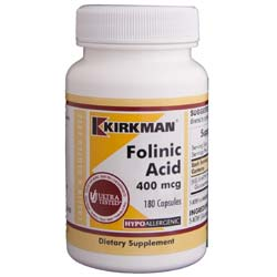 Kirkman Labs Folinic Acid