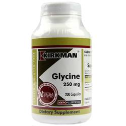 Kirkman Labs Glycine 250 Mg