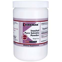 Kirkman Labs Inositol Pure Soluble Powder