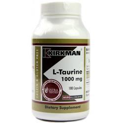 Kirkman Labs L-Taurine 1000 Mg